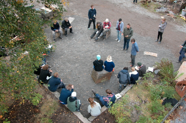 Granitkurs Stenakademin på StoneZone